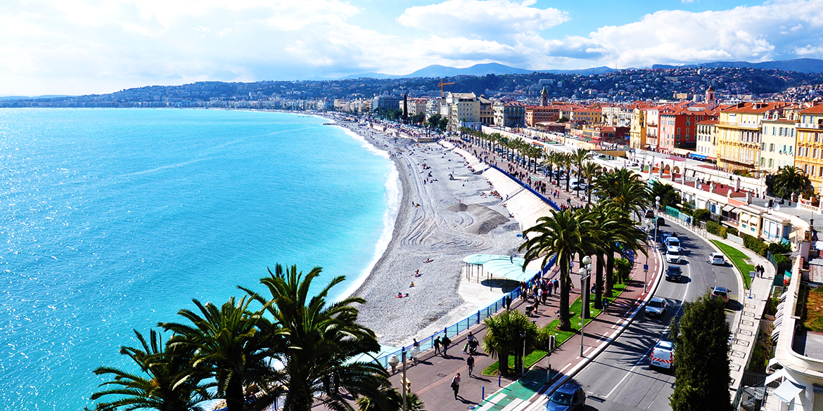 France kurort nizza